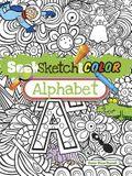 Seek, Sketch and Color Alphabet