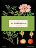 The Art of Instruction Notebook Collection (Floral Notebooks, Gift for Flower Lovers, Notebooks for Designers)