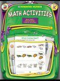 Math Activities, Grade K (Homework Helper)