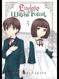 Liselotte & Witch's Forest, Volume 3