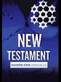 New Testament: Hashem King Version 2.2