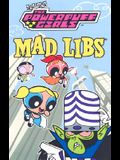 Powerpuff Girls Mad Libs