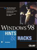 Windows 98 Hints & Hacks