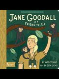 Little Naturalists: Jane Goodall Is a Fr