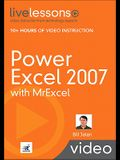 Power Excel 2007 with MrExcel [With DVD]