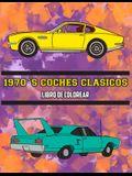 1970's Coches Clásicos Libro de Colorear: Volumen 2