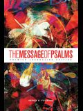 The Message of Psalms: Premier Journaling Edition (Softcover, Blaze Into View)