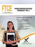 2017 FTCE Prekindergarten/Primary Pk-3 (053)