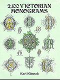 2,100 Victorian Monograms