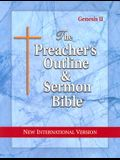 Preacher's Outline & Sermon Bible-NIV-Genesis 2: Chapters 12-50