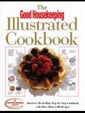 The Good Housekeeping Illustrated Cookbook: America's Bestselling Step-By-Step Cookbook, with More Than 1,400 Recipes