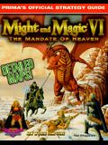 Might and Magic VI: The Mandate of Heaven; Prima's Official Strategy Guide