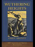 Wuthering Heights: Illustrated 200th Anniversary Edition