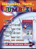 Ready, Set, Jumble!: Let the Games Begin!