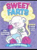 Sweet Farts Coloring Book
