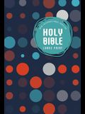 NIV Outreach Large Print Bible for Kids, Paperback