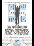 El sudoku más difícil del mundo - Juega solamente si eres un experto - Con más de 200 rompecabezas muy complicados
