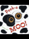 Peek-A Moo!: (children's Animal Books, Board Books for Kids)