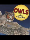 Owls (1 Paperback/1 CD) [With Paperback Book]