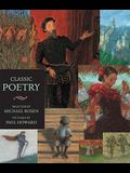 Classic Poetry: Candlewick Illustrated Classic