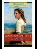 Stolz und Vorurteil & Jane Eyre: Die zwei beliebtesten Liebesgeschichten der Weltliteratur