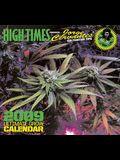 High Times Ultimate Grow Calendar: Jorge Cervantes' Cultivation Tips