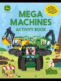 Mega Machines Activity Book