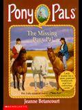 The Missing Pony Pal (Pony Pals #16)