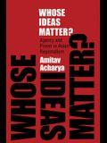 Whose Ideas Matter?