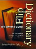 The Writer's Digest Flip Dictionary
