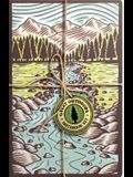 Great Outdoors Notebook Set: (nature Notebooks, Books about the Outdoors)