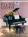 Alfred's Basic Adult Piano Course Lesson Book, Level One [With DVD]