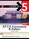 5 Steps to a 5: AP U.S. Government & Politics 2021