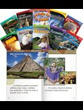 Time for Kids Informational Text Grade 2 Spanish Set 1 10-Book Set (Time for Kids Nonfiction Readers)