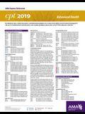 Erc-CPT 2019 Behavioral Health