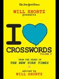 The New York Times Will Shortz Presents I Love Crosswords: Volume 2