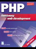PHP Fast & Easy Web Development, 2nd Edition [With CDROM]