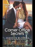 Corner Office Secrets: An Office Romance with a Twist