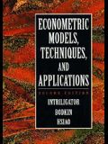 Econometric Models, Techniques, and Applications (2nd Edition)