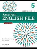 American English File Second Edition: Level 5 Student Book: With Online Practice