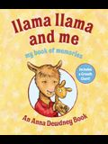 Llama Llama and Me: My Book of Memories