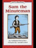 Sam the Minuteman Book and Tape [With Book]