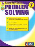 Math Step-By-Step Problem Solving, Grade 7