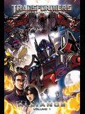 Transformers: Revenge of the Fallen: Alliance, Volume 1