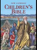 New Catholic Children's Bible: Inspiring Bible Stories in Word and Picture