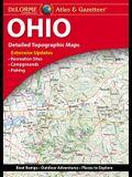 Delorme Ohio Atlas & Gazetteer