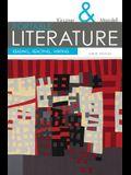 Portable Literature: Reading, Reacting, Writing