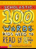 100 Words Kids Need to Read by 2nd Grade Workbook
