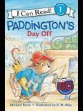Paddington's Day Off