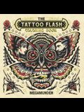 The Tattoo Flash Coloring Book: For Adults (Mindfulness Coloring, Tattoo, Activity Book)